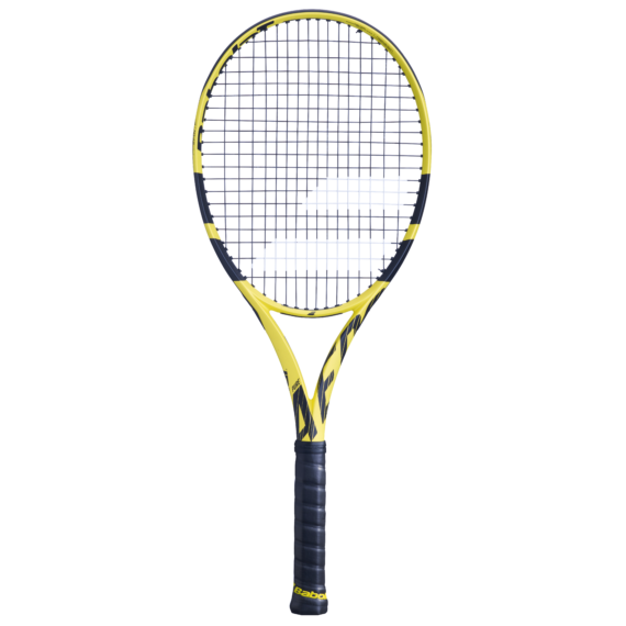 Pure Aero tenisová raketa, strun