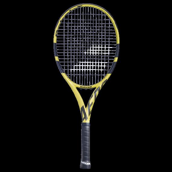 Aero G tenisová raketa, strun