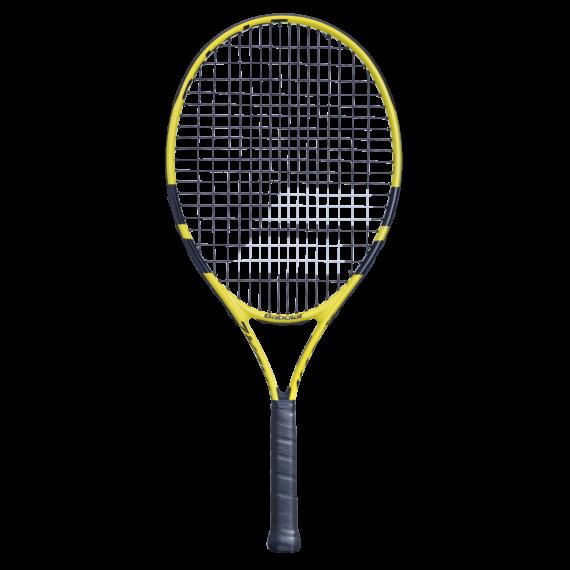 Nadal Junior 25 tenisová raketa, strun