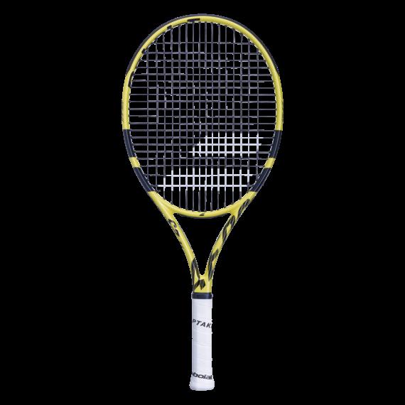 Aero Jr 25 tenisová raketa, strun